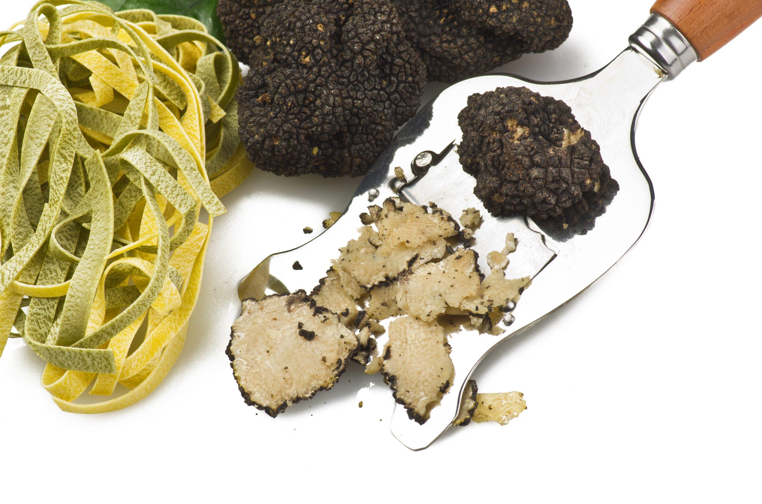 spaghetti-tartufo